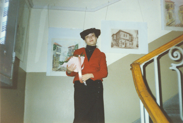 1998 First - Solo Exhibition, Plovdiv
