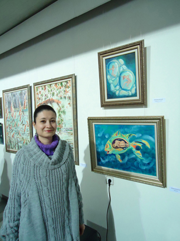 2011 - Annual Exhibition of the Union of Plovdiv Artists