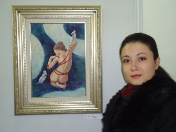 2012 - Annual Exhibition of the Union of Plovdiv Artists