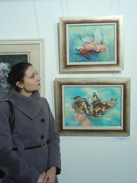2013 - Annual Exhibition of the Union of Plovdiv Artists