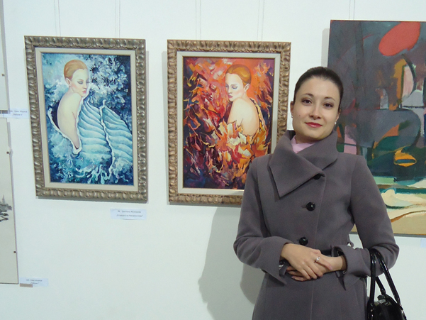 2014 - Annual Exhibition of the Union of Plovdiv Artists